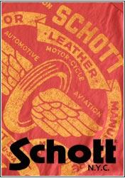 Schott N.Y.C. ・ ショット