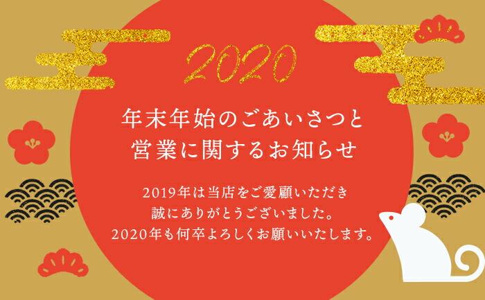 2019年ありがとう2020年よろしく