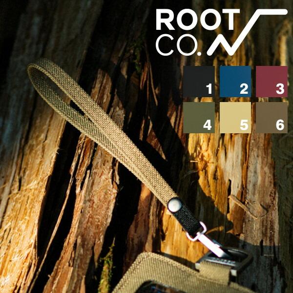 ROOT CO. Gravity Hand Strap /CODURAFABRIC/Loop Clutch