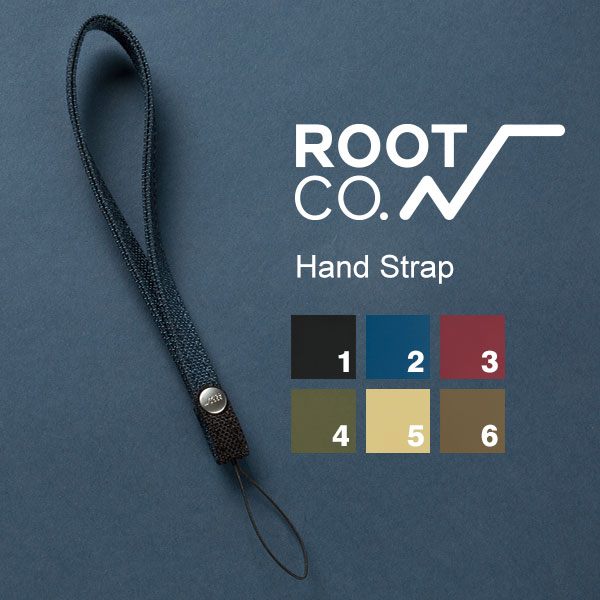 ROOT CO. Gravity Hand Strap /CODURAFABRIC
