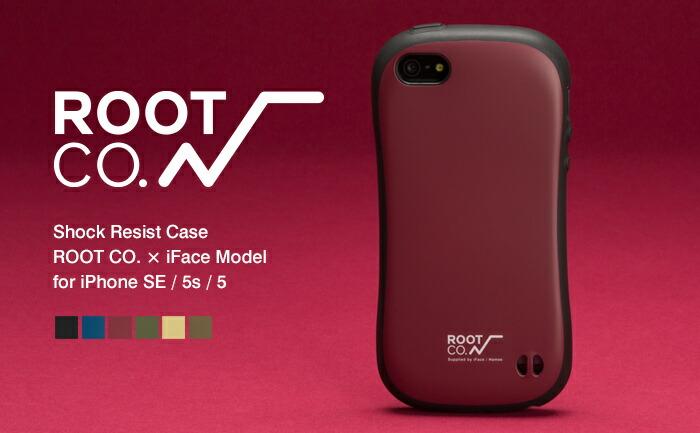 7b284e3efd ROOTとiFace First Class/アイフェイス のコラボレーションモデル、iPhoneSE/5s/5専用ケースです。  アースカラーを採用しマットコーティングを施しました。