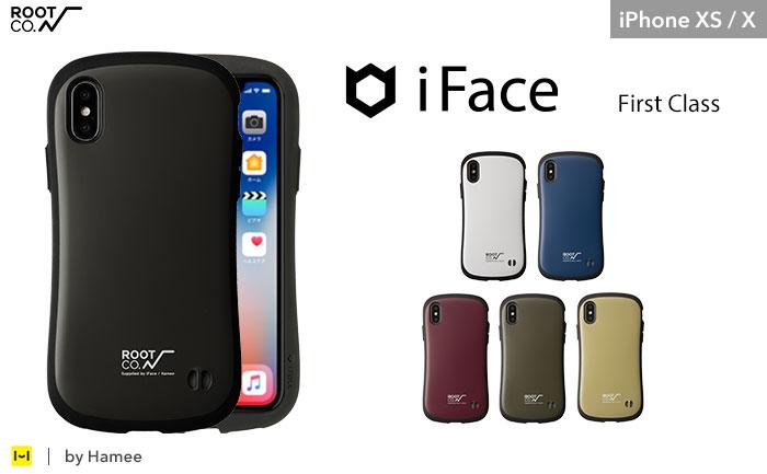 落ち着いたマットカラーが大人っぽい。ハード×ソフトの2種素材で耐衝撃、iPhoneXを守る。