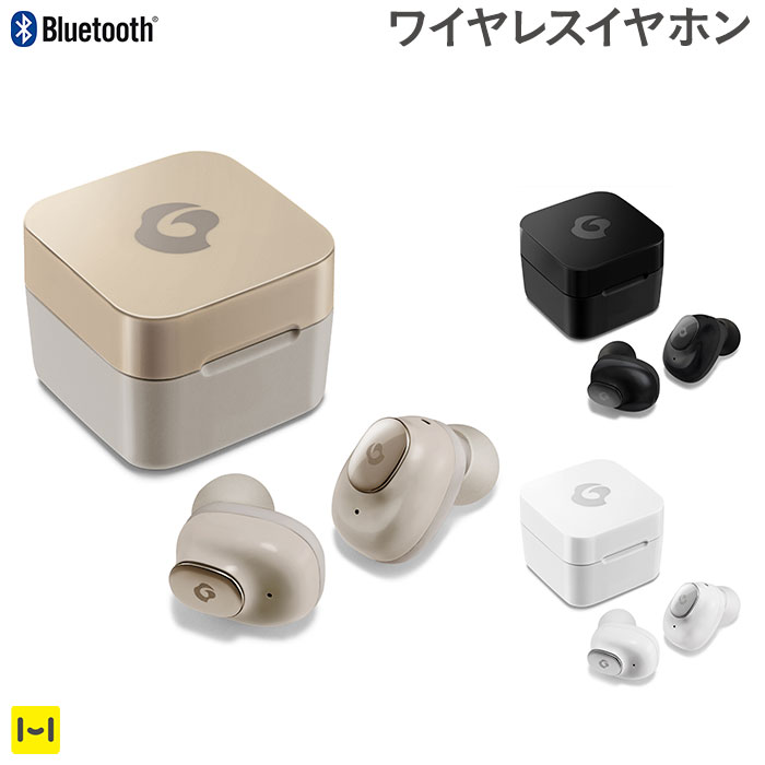 GLIDiC Bluetooth5.0対応 完全独立型ワイヤレスイヤホン Sound Air TW-5000s