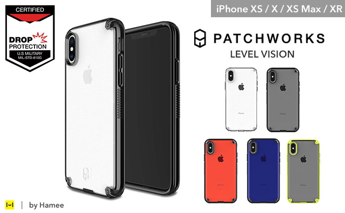 PATCHWORKS ケース