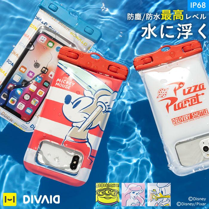 iPhone6s iPhone7 ディズニー 防水