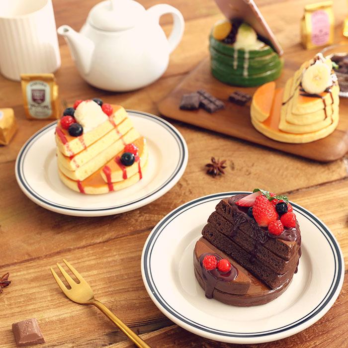 食品サンプルスタンド パンケーキ