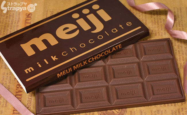 Keitaistrap A Mirror Of Meiji Chocolate Milk Chocolate