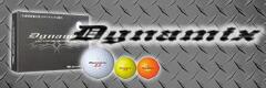ダイナミクス 公認球 ゴルフボール 1ダース(12球) Dynamix