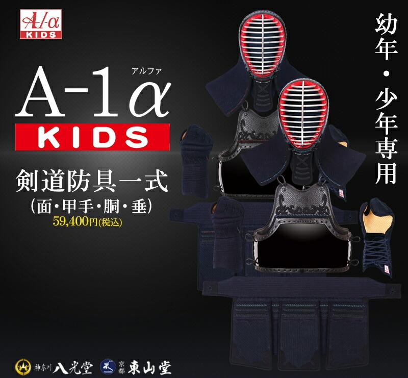 A-1αバイオクリーン剣道防具セット