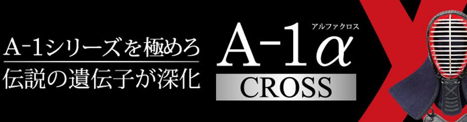 A-1aCROSS6mmクロスステッチ織刺剣道防具セット