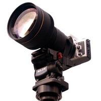 300mm F2.8搭載例