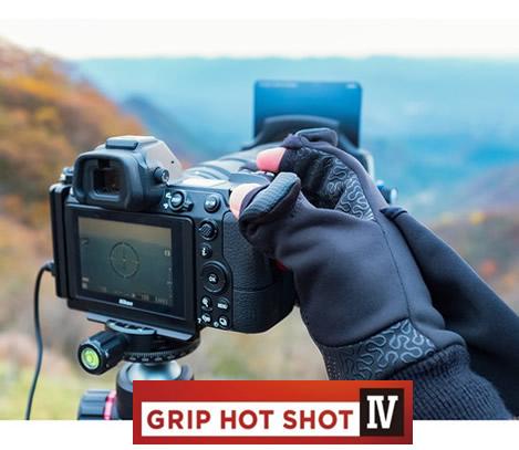 Grip Hot Shot4
