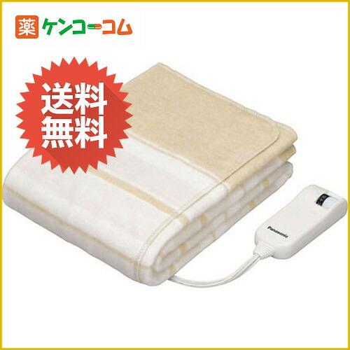 パナソニック 電気しき毛布 シングルSサイズ DB-U11T-C ベージュ
