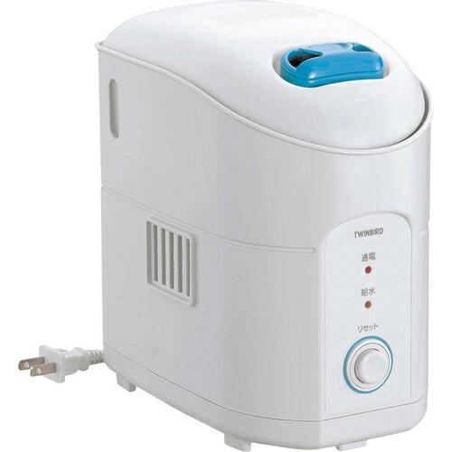 ツインバード パーソナル加湿器 SK-D974W ホワイト