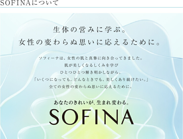 SOFINAについて