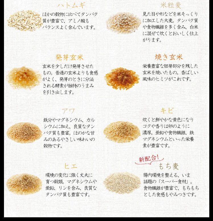 国産穀物だけを100%使用!
