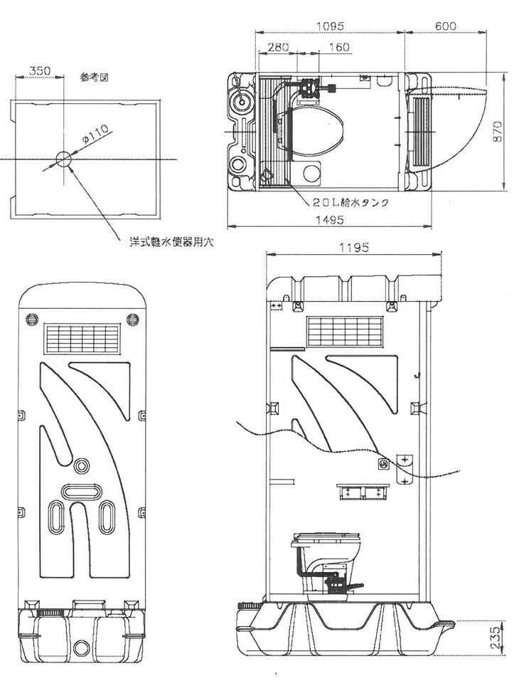 AUG-FTJK+BC37仕様図