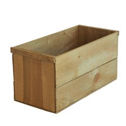 塗装付りんご箱(新箱)オリーブ