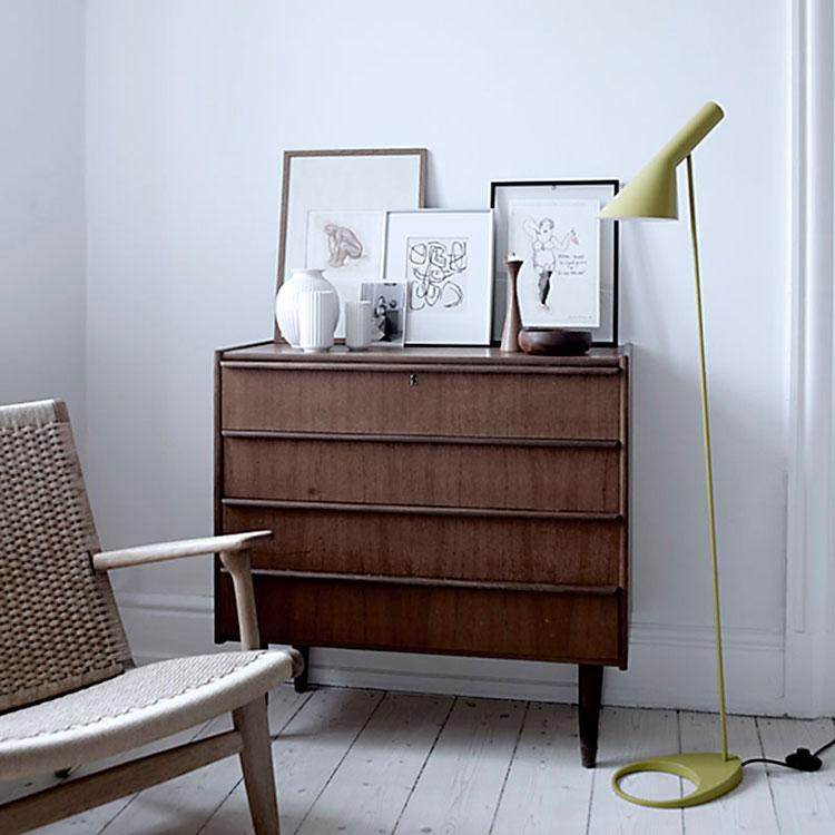 louis poulsen aj aj floor. Black Bedroom Furniture Sets. Home Design Ideas