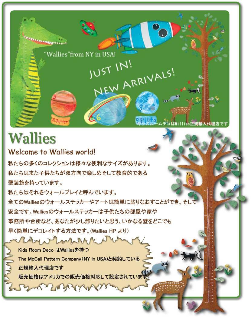 ブランド−Wallies