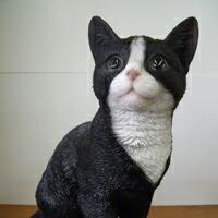 かわいい猫のオーナメント