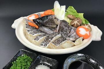 幻の高級魚・本クエ鍋セット