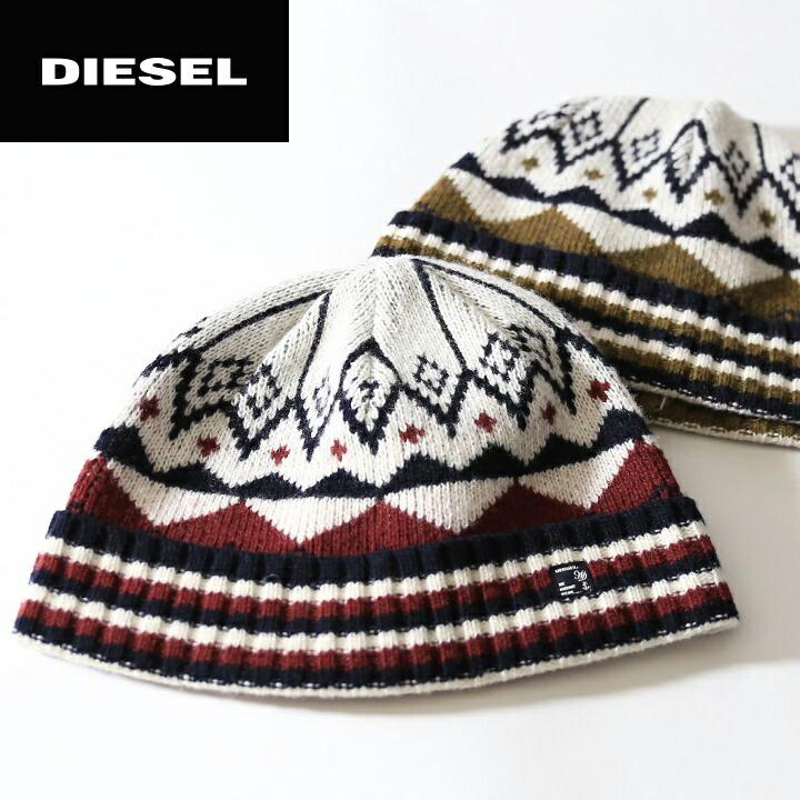 BRAND OUTLET KIIROYA DUE  ♢ DIESEL diesel mens ♢ wool scarf ... c876af15954