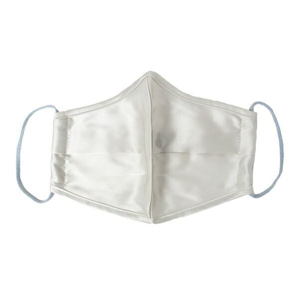 蒸れにくい美肌シルクマスク