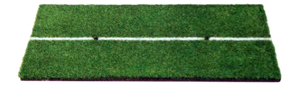 白線グリーンマットwood-icon