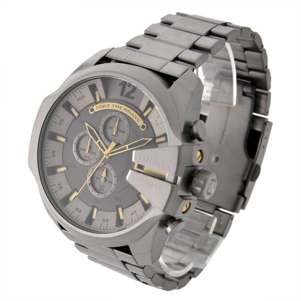 ディーゼル DIESEL DZ4466 メガチーフ メンズ 腕時計