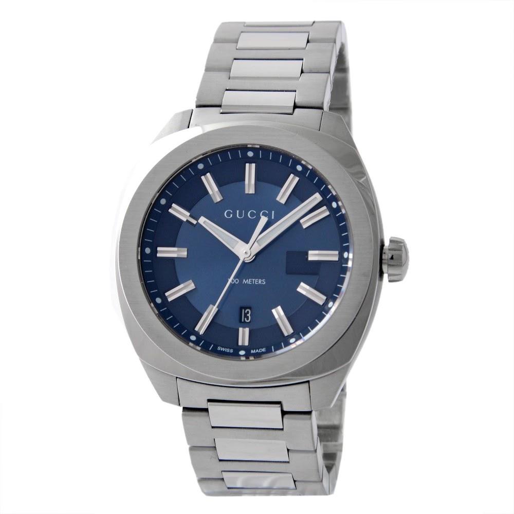 グッチ GUCCI YA142303  GG2570 メンズ 腕時計