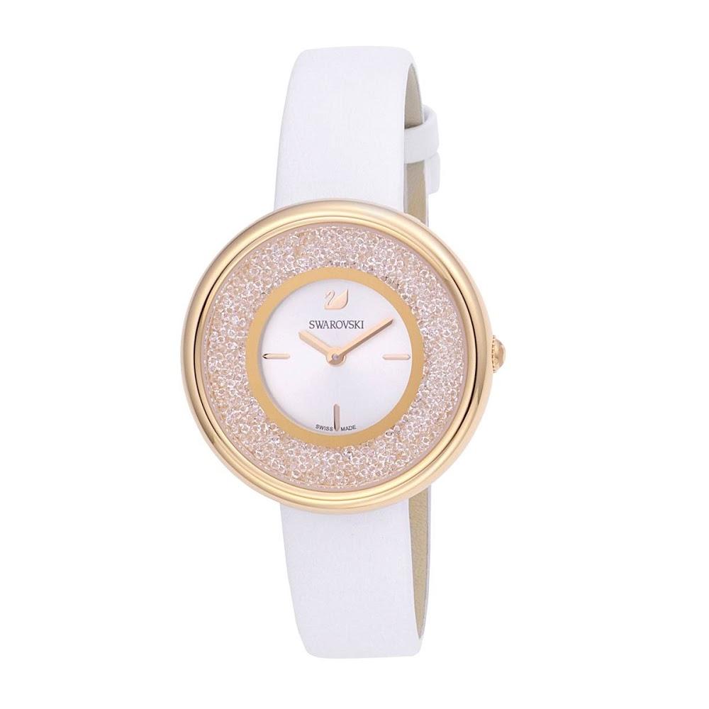 スワロフスキー SWAROVSKI 5376083 レディース 腕時計 Crystalline Pure (クリスタルライン・ピュア)