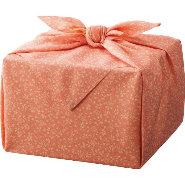 「幸せの宝箱」二段重ね 日本製風呂敷包み