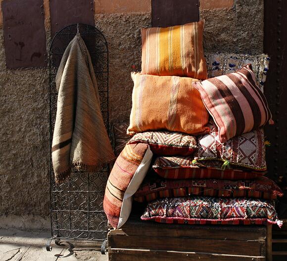 Morocco Marakessh cushion