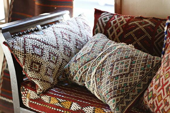 Old Kilim Morocco pillows