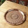 銅製トレイ・ブロンズ