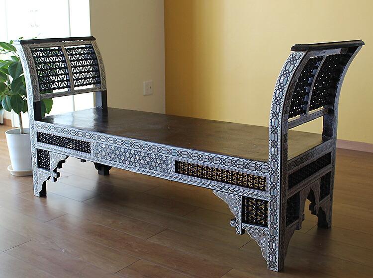 Galatabazaar Rakuten Global Market Sofa Inlaid