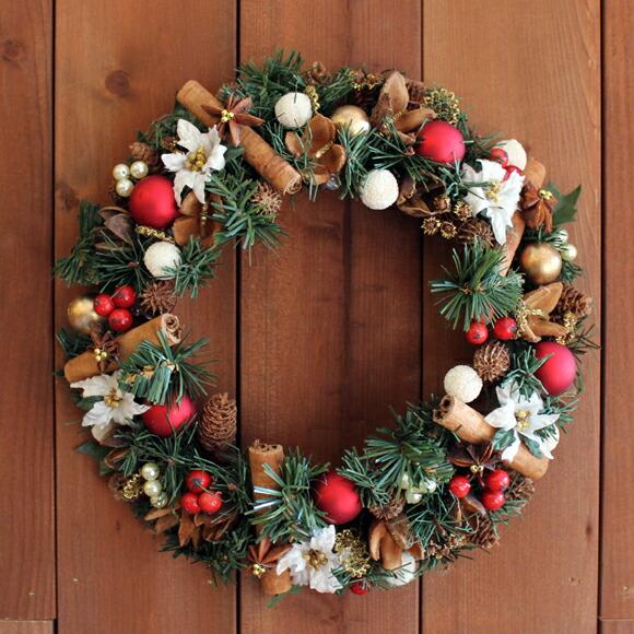 クリスマスリースに使う木 -