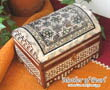 螺鈿のジュエリーボックス