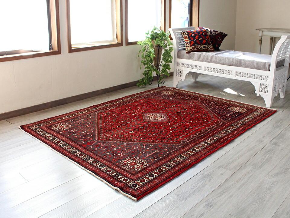 部族絨毯イラン・アフガン