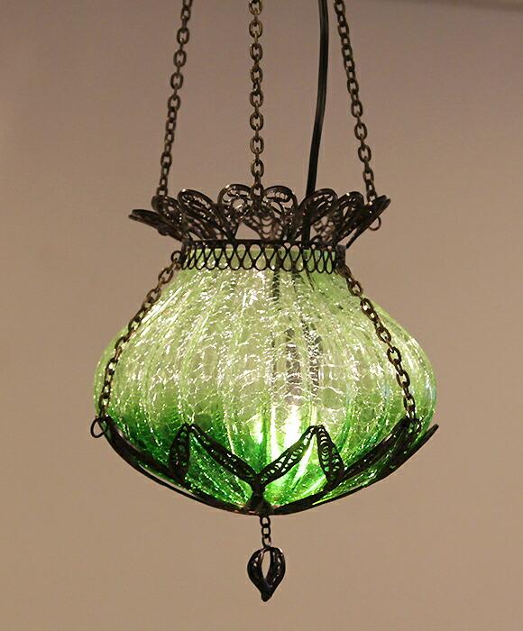 パレスランプlp0503-green