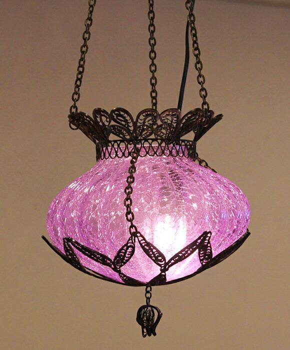 パレスランプlp0503-purple