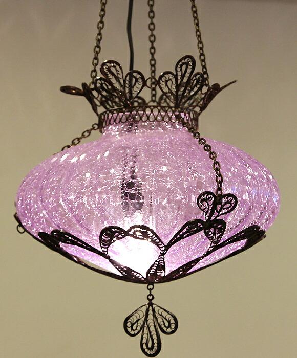 パレスランプlp0504-purple