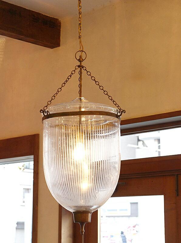 コロニアル・ガラスシェードランプ LEAF(リーフ)