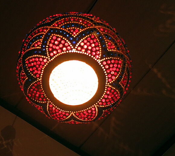 Galatabazaar rakuten global market natural gourd lamps natural gourd lamps ceiling lighting ethnic lighting and material to turkey bodrum produced hand made point mozeypictures Image collections