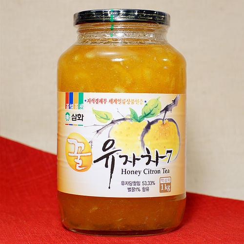 韓国伝統ハチミツゆず茶