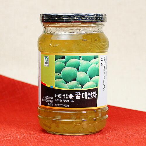 韓国伝統梅茶