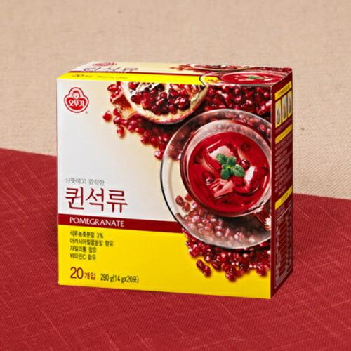韓国伝統ざくろ茶スティック