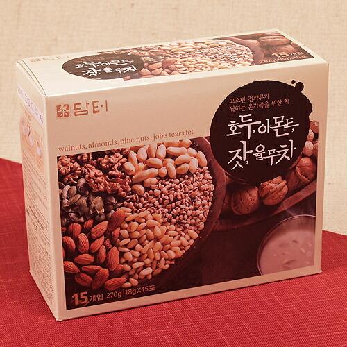韓国伝統はと麦茶