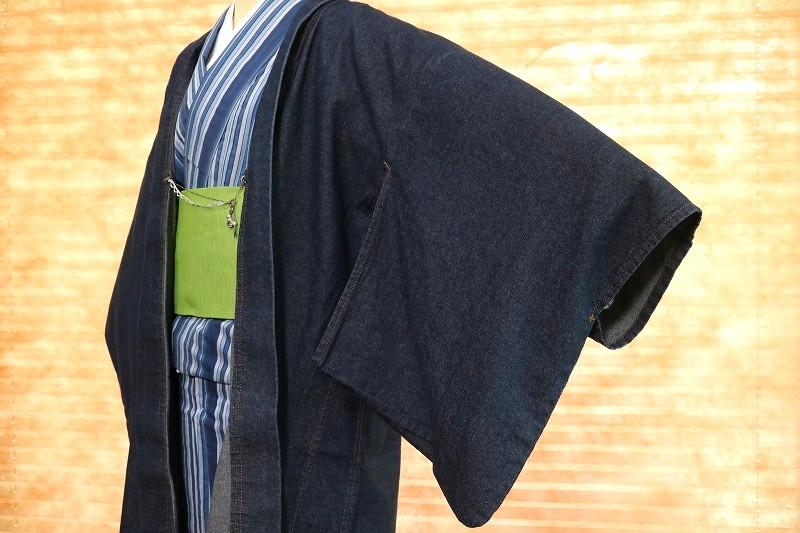 毎日羽織りたい♪着回し便利なデニムの羽織